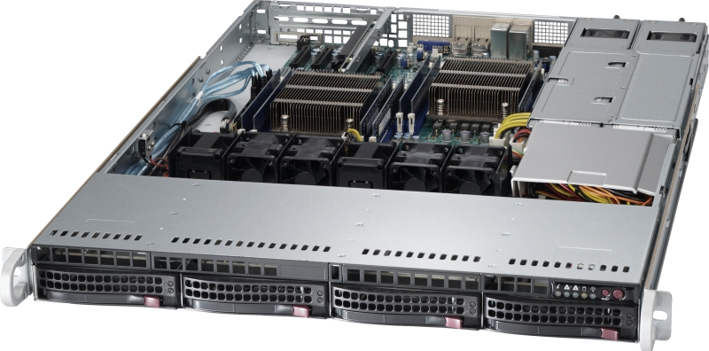 Cервер SuperMicro SYS-6018R-TDTPR
